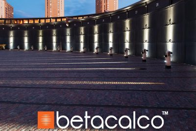 beta calco blade architectural led lighting