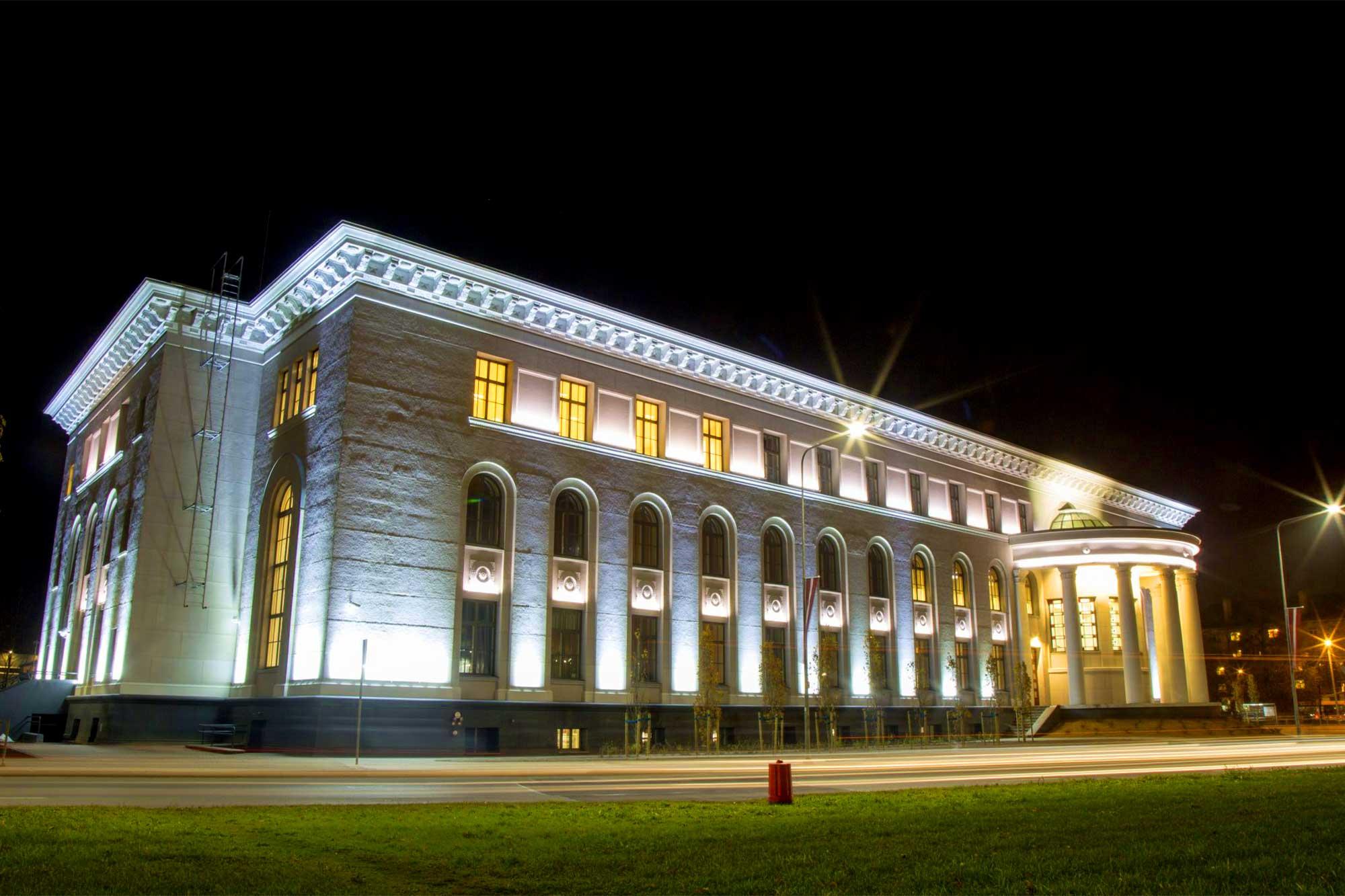 enlighten architectural led lighting