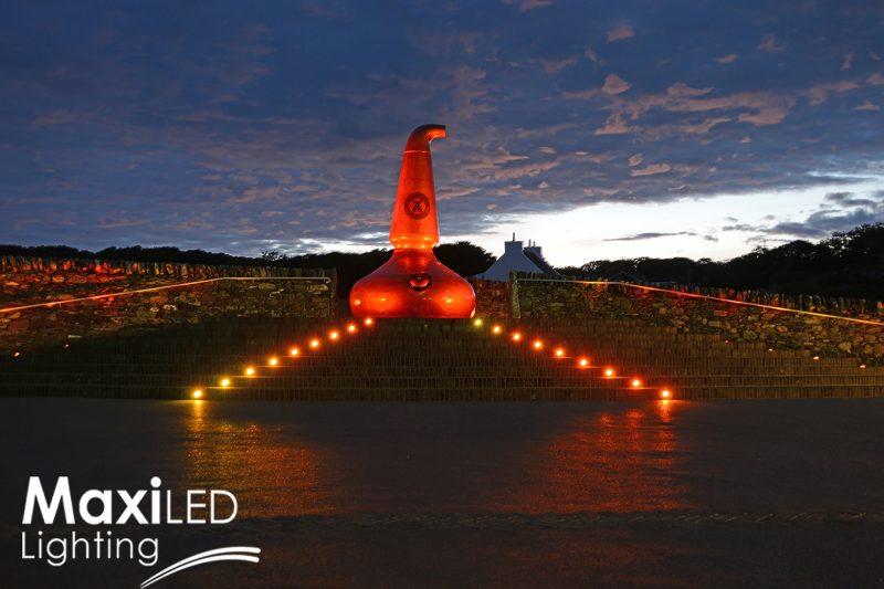 MaxiLED – Ardbeg Distillery