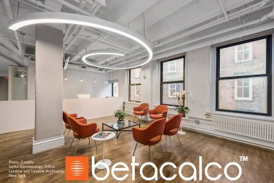 Beta Calco Kurl Project architectural led lighting