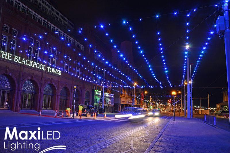 MaxiLED – Blackpool