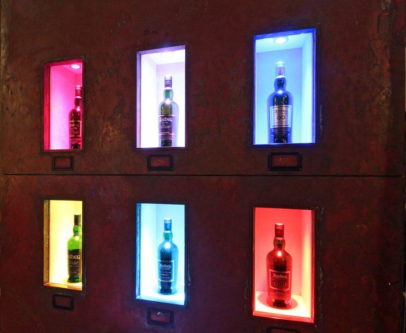 Ardbeg Distillery LED lighting
