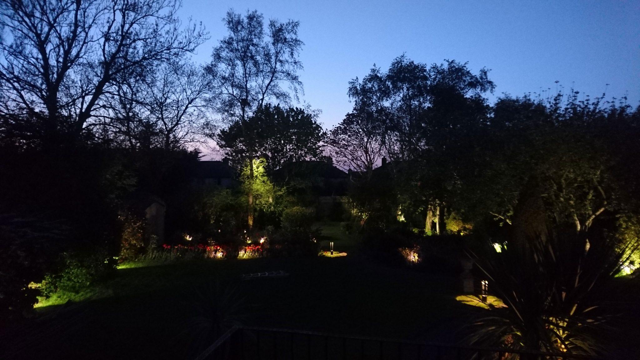 garden led lights