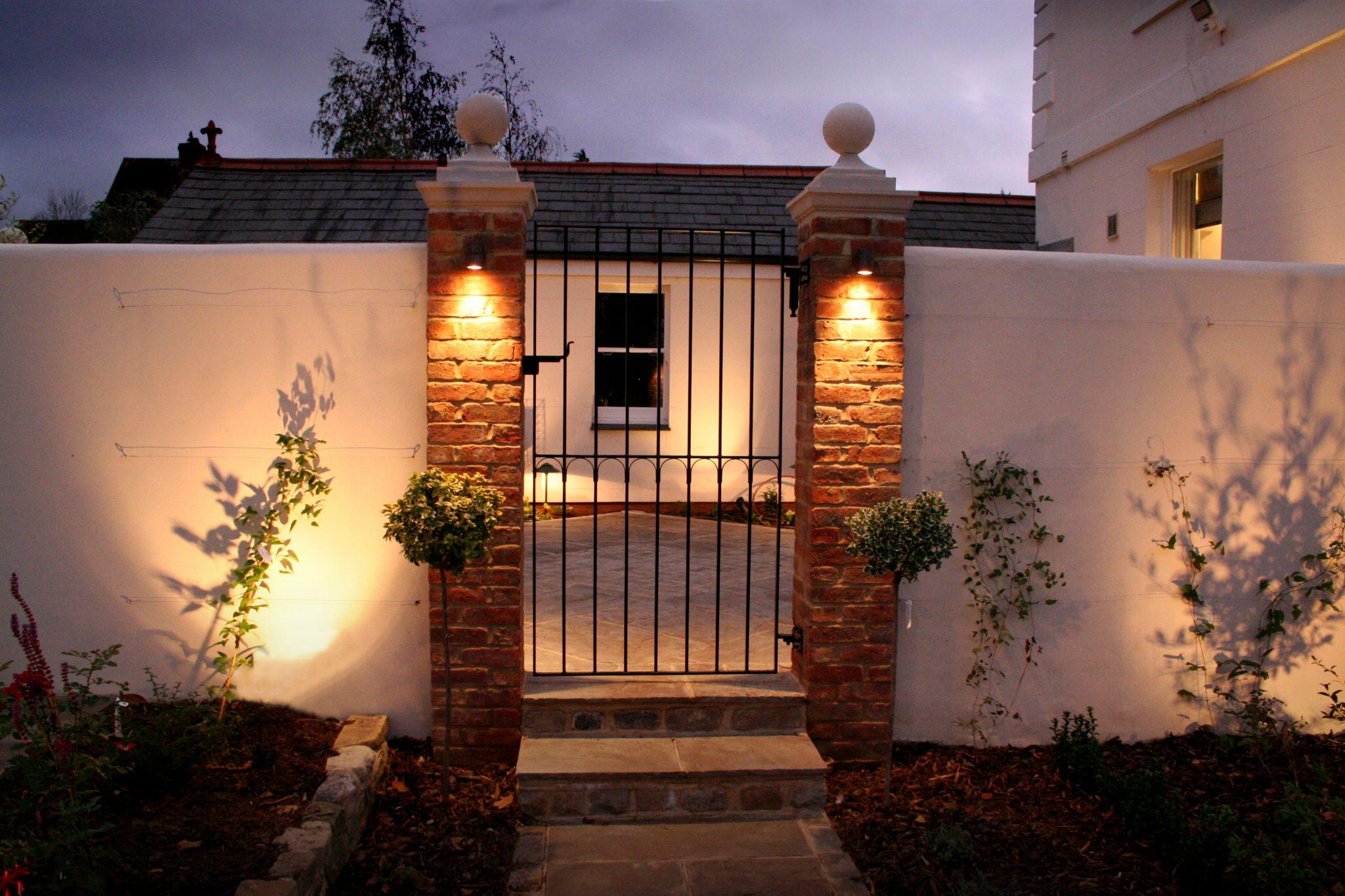 Elipta garden led lights
