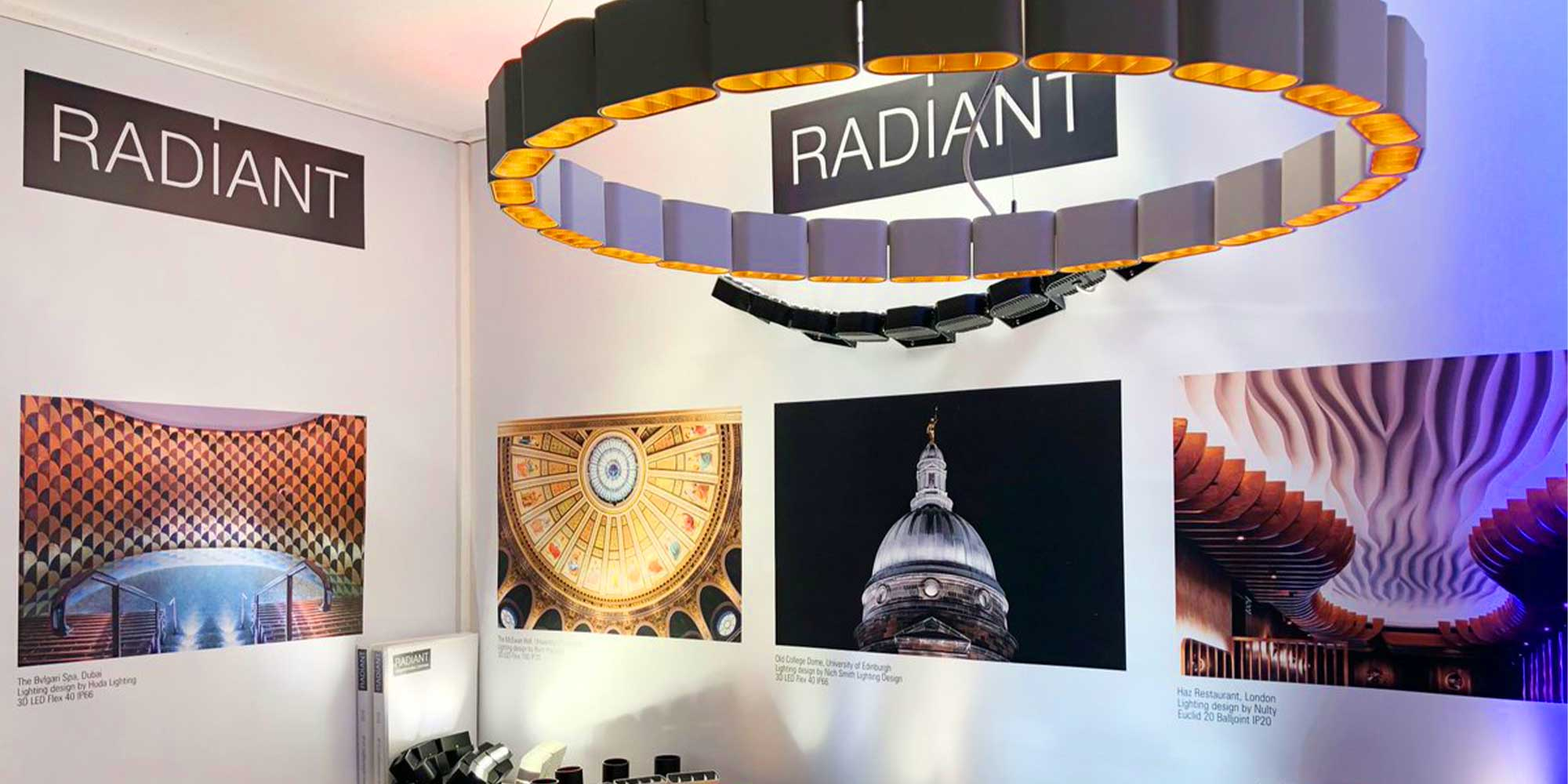 Radiant | Architectural Lighting | Enlighten Ireland