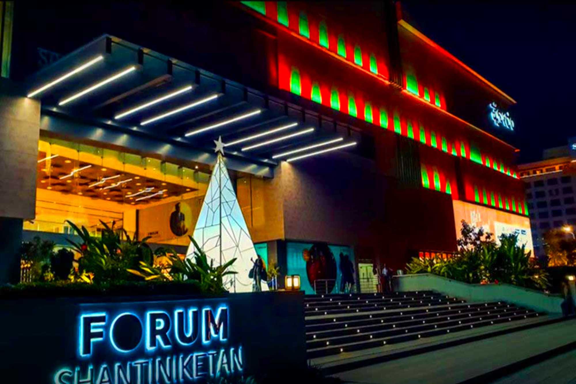 Forum Shantiniketan Mall