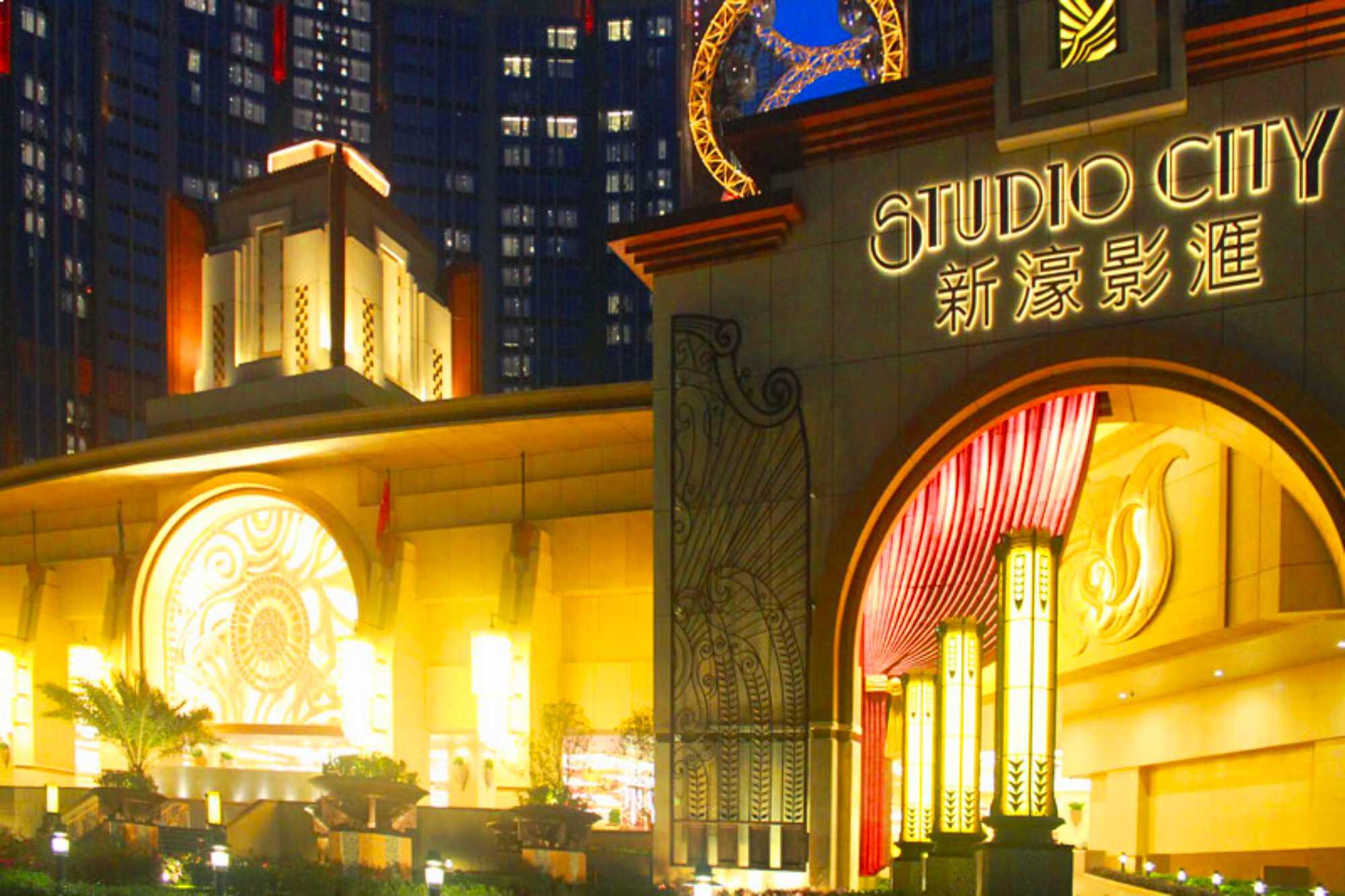 Macau Studio City
