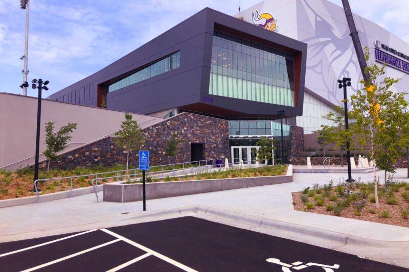 Minnesota Viking TCO Performance Center