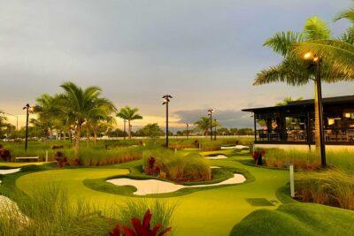 Popstroke Mini Golf Course