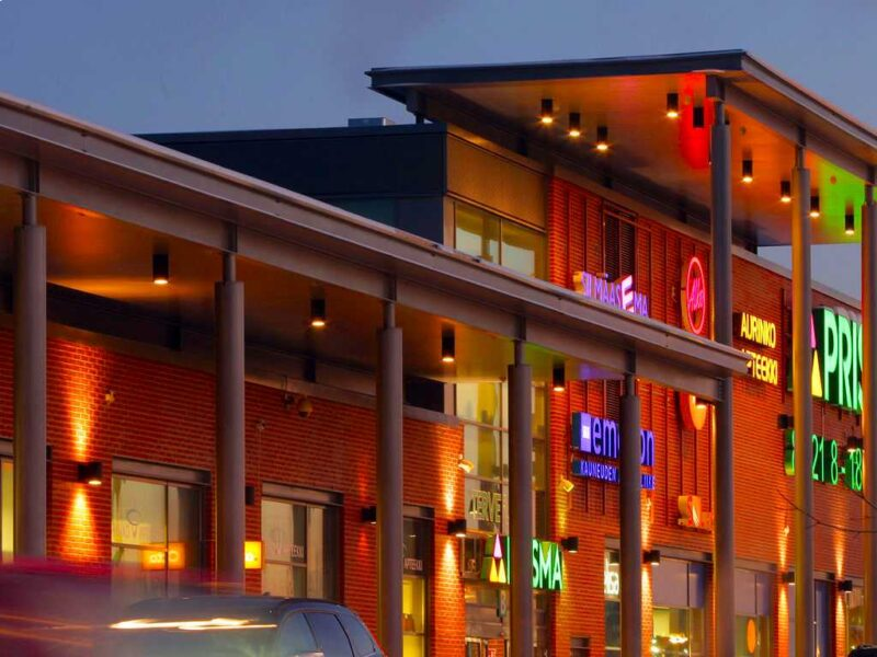 Prisma Shopping Center